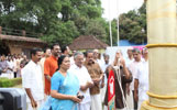Inauguration of SNA Navathi Celebrations